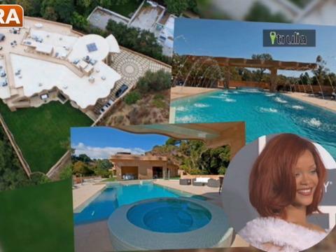 Star Real Estate: Heidi Klum, Rihanna, and Gloria Estefan's Multi-Million-Dollar Homes!
