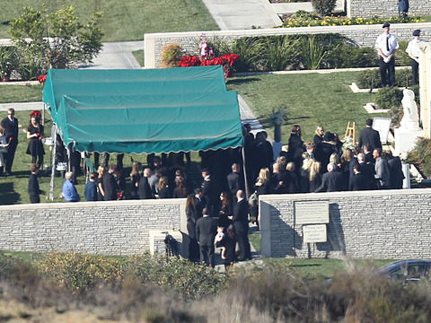Paul Walker's Funeral: Friends and Family Gather to Say Final Goodbye
