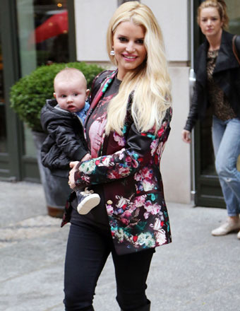 Jessica Simpson Reveals How She Lost the Weight After Baby No. 2