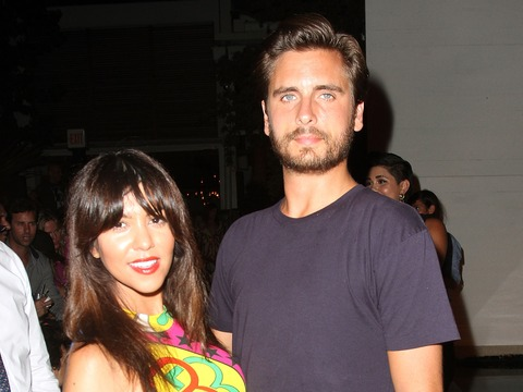 Uh-Oh! Are Scott Disick and Kourtney Kardashian Breaking Up Too?