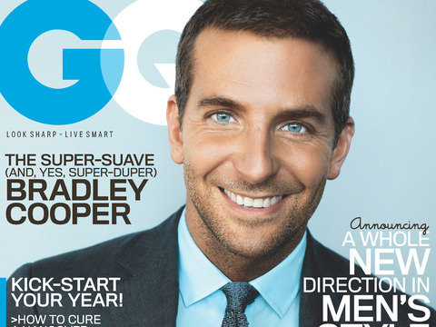 Extra Scoop: Bradley Cooper Says Past Drug Abuse Nearly Sabotaged His Life