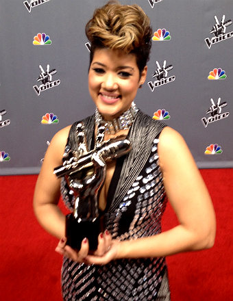 'The Voice' Finale! Winner Tessanne Chin Talks First Single, Future Plans and More
