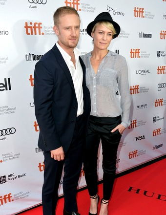 Report: Robin Wright and Ben Foster Are Engaged