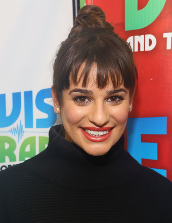 Lea Michele on Being a Judge on 'X Factor': 'I'm Around If They Want Me!'