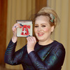Adele Receives Royal Honor from Prince Charles