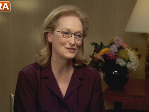 Hanging with Meryl Streep, Julia Roberts, and the Cast of 'August: Osage County'