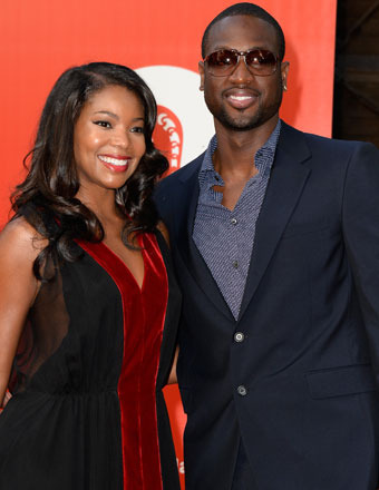 Gabrielle Union's Fiancé Dwyane Wade Calls Love Child a 'Blessing'