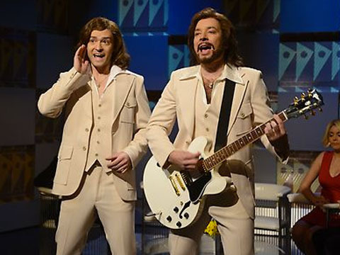 Video! Our Favorite Jimmy Fallon and Justin Timberlake 'SNL' Moments