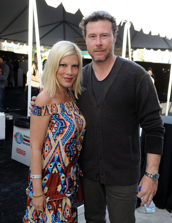 No Marital Trouble Here! Tori Spelling Sends Cheerful Christmas Message