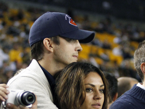 Is Ashton Kutcher Set to Propose to Mila Kunis?