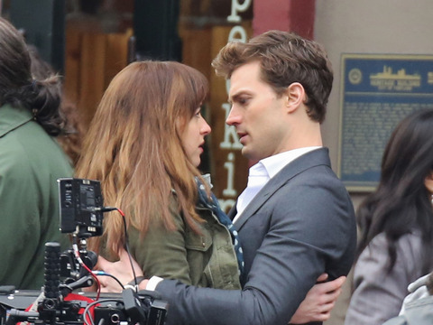 'Fifty Shades of Grey' Sex Scenes: Is Dakota Johnson's BF Jealous?