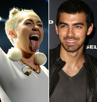 Miley Cyrus Responds to Joe Jonas' Pot Comments