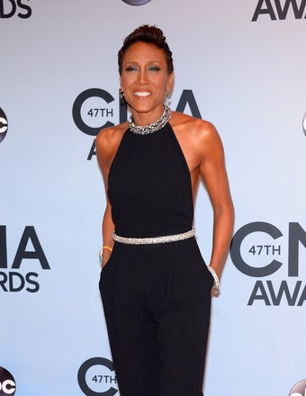 Robin Roberts Feels 'Grateful,' Thanks Longtime Girlfriend