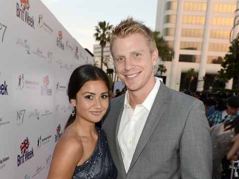 Sneak Peek! 'Bachelor' Sean Lowe and Catherine Giudici's Wedding