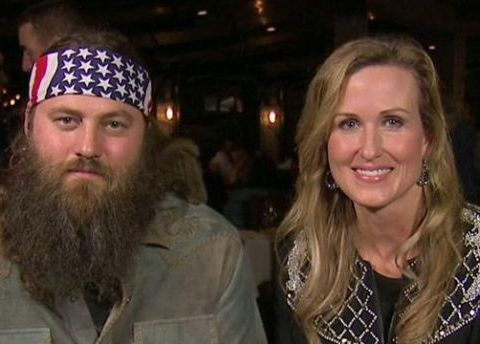 Willie Robertson Says the Family Is 'Just Glad to Be Back at Work'