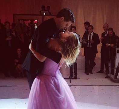 More Pics and Details from Kaley Cuoco's Fairytale Wedding