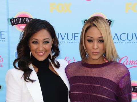 Tia and Tamera Mowry Pull Plug on Reality Show