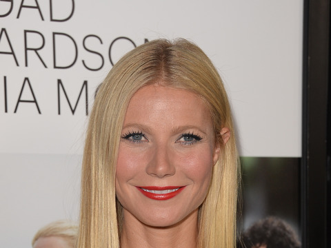 Gwyneth Paltrow Shows Off Tattoo Dedicated to Chris Martin