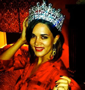 Ex Miss Venezuela Robbed and Murdered in Front of Young Daughter