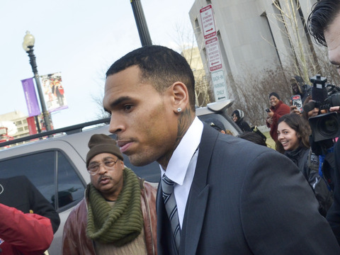 Extra Scoop: Chris Brown Rejects Plea Deal in D.C. Assault Case