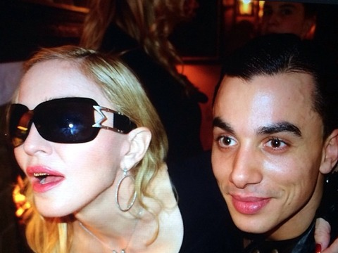 See Madonna's New Boy Toy!