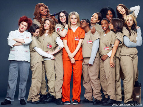 See the 'Orange Is the New Black' Cast All Glammed-Up!