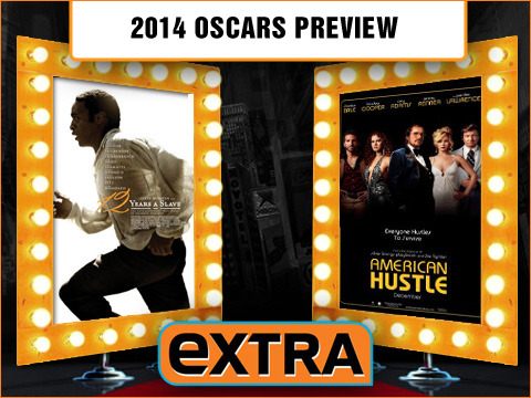 Now Playing Live Oscars Preview 2014: Who Are the Frontrunners?