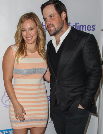 Hilary Duff and Husband Mike Comrie Split