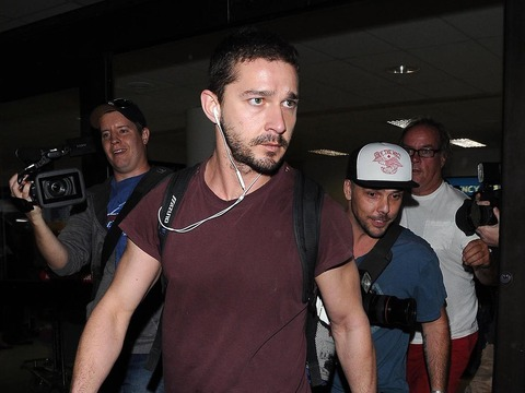 Shia LaBeouf Says He's Quitting the Biz… But Does He Mean It?