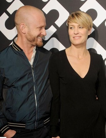 Robin Wright and Ben Foster Engaged!