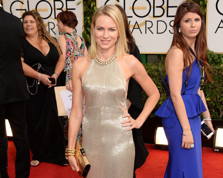Pics! The 2014 Golden Globes Red Carpet