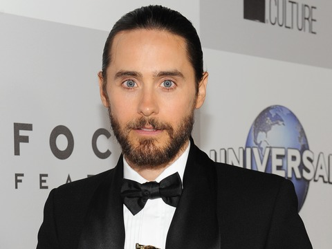 Golden Globes: Winner Jared Leto Thanks Those He Forgot to Onstage