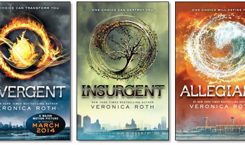 'Divergent' Series Lands Top Three Spots of USA Today's Bestselling Books List