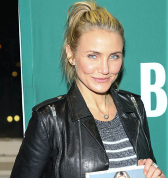 Cameron Diaz on Why She Doesn't Use Botox Anymore