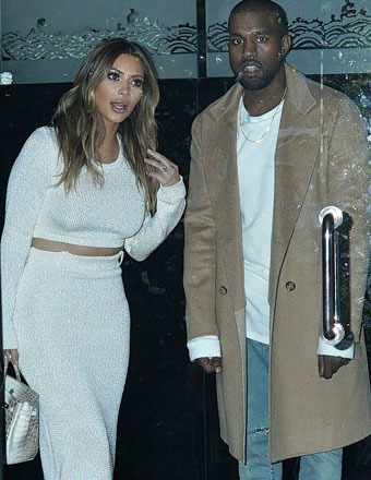 Kim Kardashian in Thailand: Did She and Kanye West Secretly Tie the Knot?!