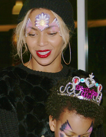 Pics! Blue Ivy's Star-Studded Birthday Party