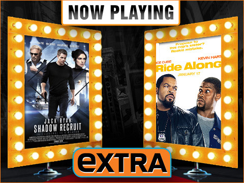 Now Playing Live Movie Reviews: 'Jack Ryan' vs. 'Ride Along'