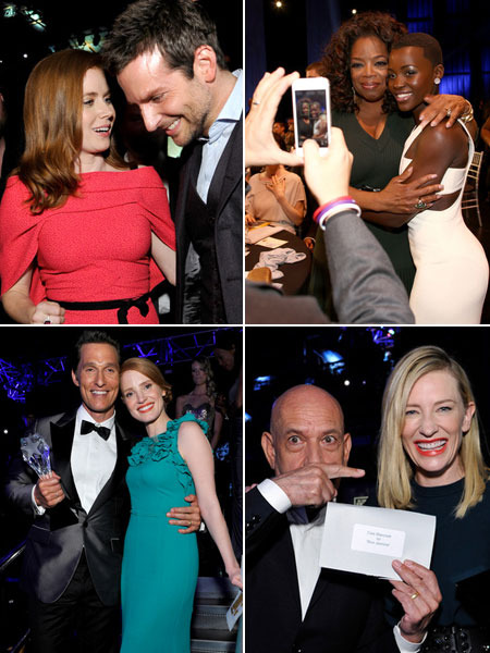 Pics! Our Favorite Moments from the Critics' Choice Awards