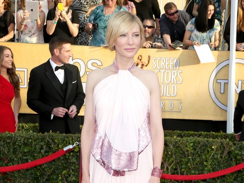 Pics! The 2014 SAG Awards Red Carpet