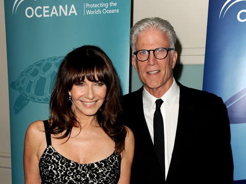 Ted Danson on Being Best Pals with Hillary and Bill Clinton