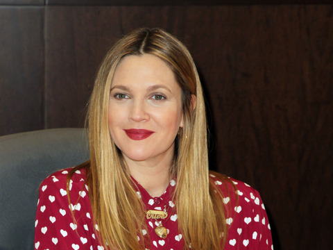 Drew Barrymore Wants You to 'Find It in Everything'