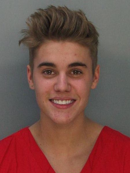 Busted! Justin Bieber and Other Crazy Celeb Mugshots