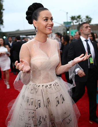 Katy Perry 'Helps Deliver Babies in Living Rooms'?!