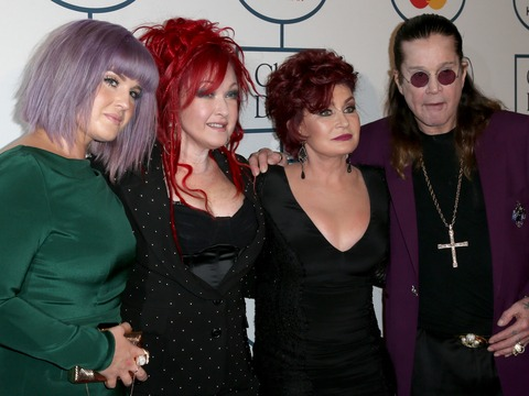 Cyndi Lauper Explains Sharon Osbourne's Dustup at Pre-Grammy Party