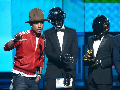 The Story Behind Pharrell's Grammys Hat: Where He Bought It and Why