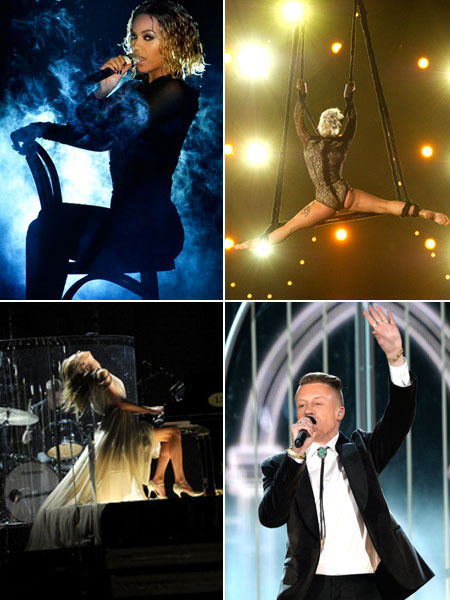 Pics! Our Favorite Moments from the Grammy Awards
