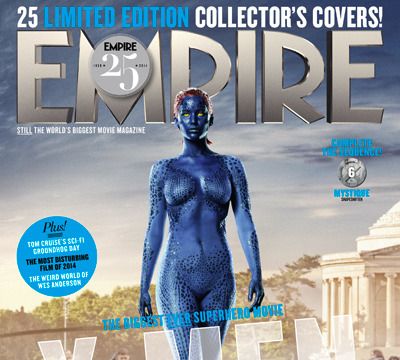 'X-Men' Covers: Jennifer Lawrence's Blue Bod and Other Reasons We Can't Wait to See This Film!