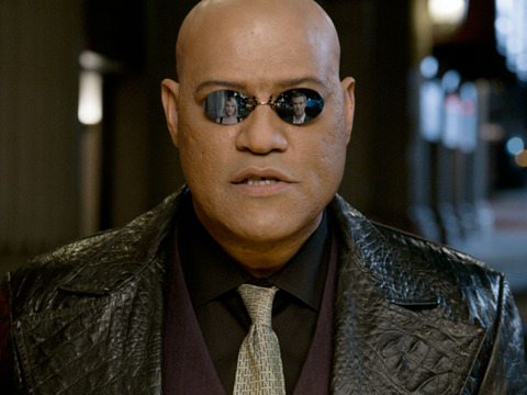 Morpheus from 'The Matrix' Returns for Kia Super Bowl Ad