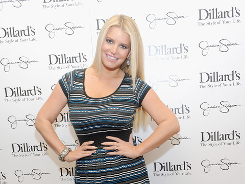 See Jessica Simpson's Sexy New Swimsuit Pics!