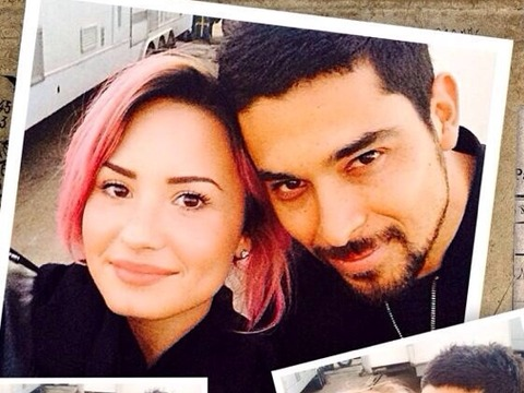 Demi Lovato and Wilmer Valderrama: Engaged or Not Engaged?